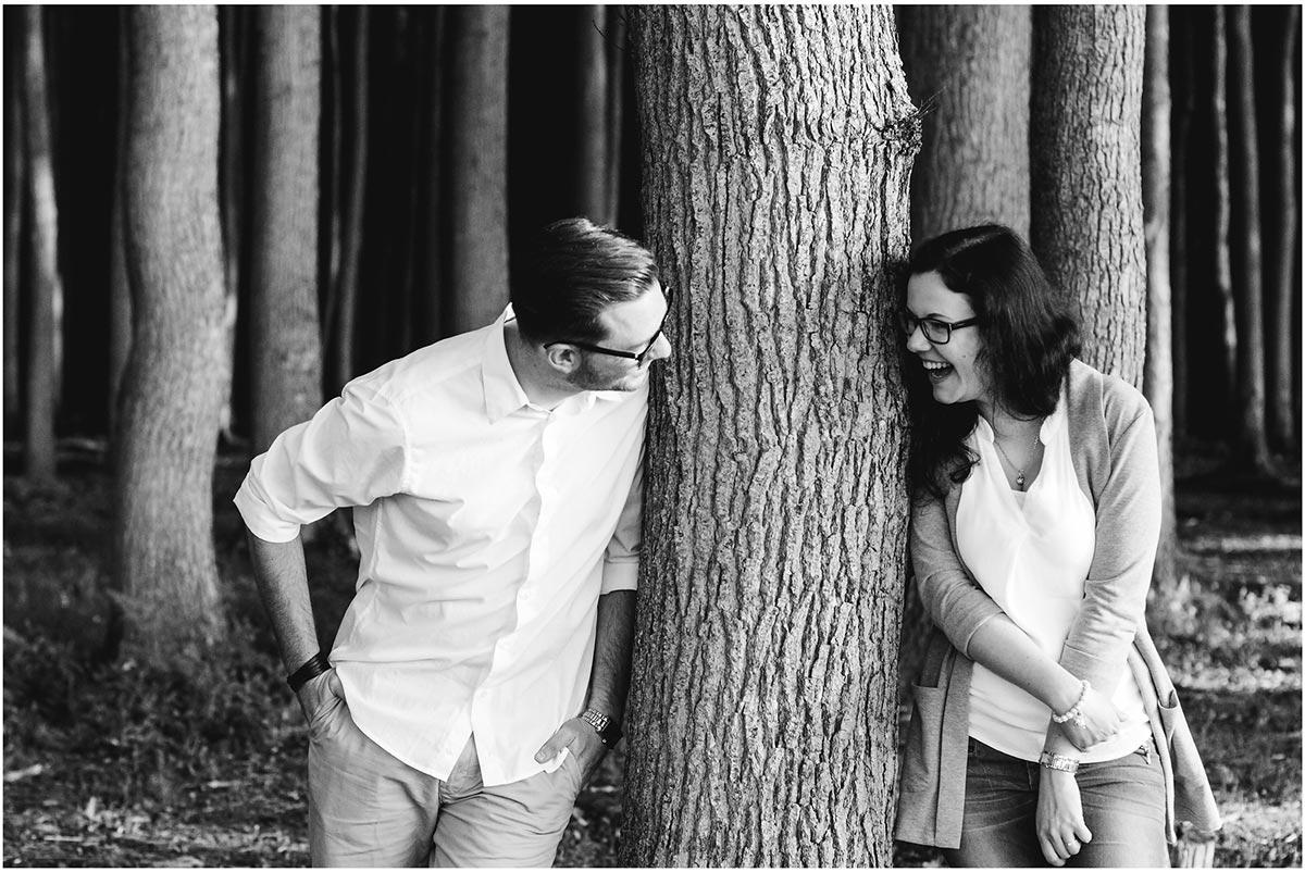 Probeshooting vor der Hochzeit, Richterfotografie