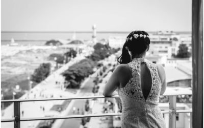 Wundervolle Strandhochzeit in Warnemünde – heiraten am schönen Ostseestrand – Hochzeitsfotograf Warnemünde