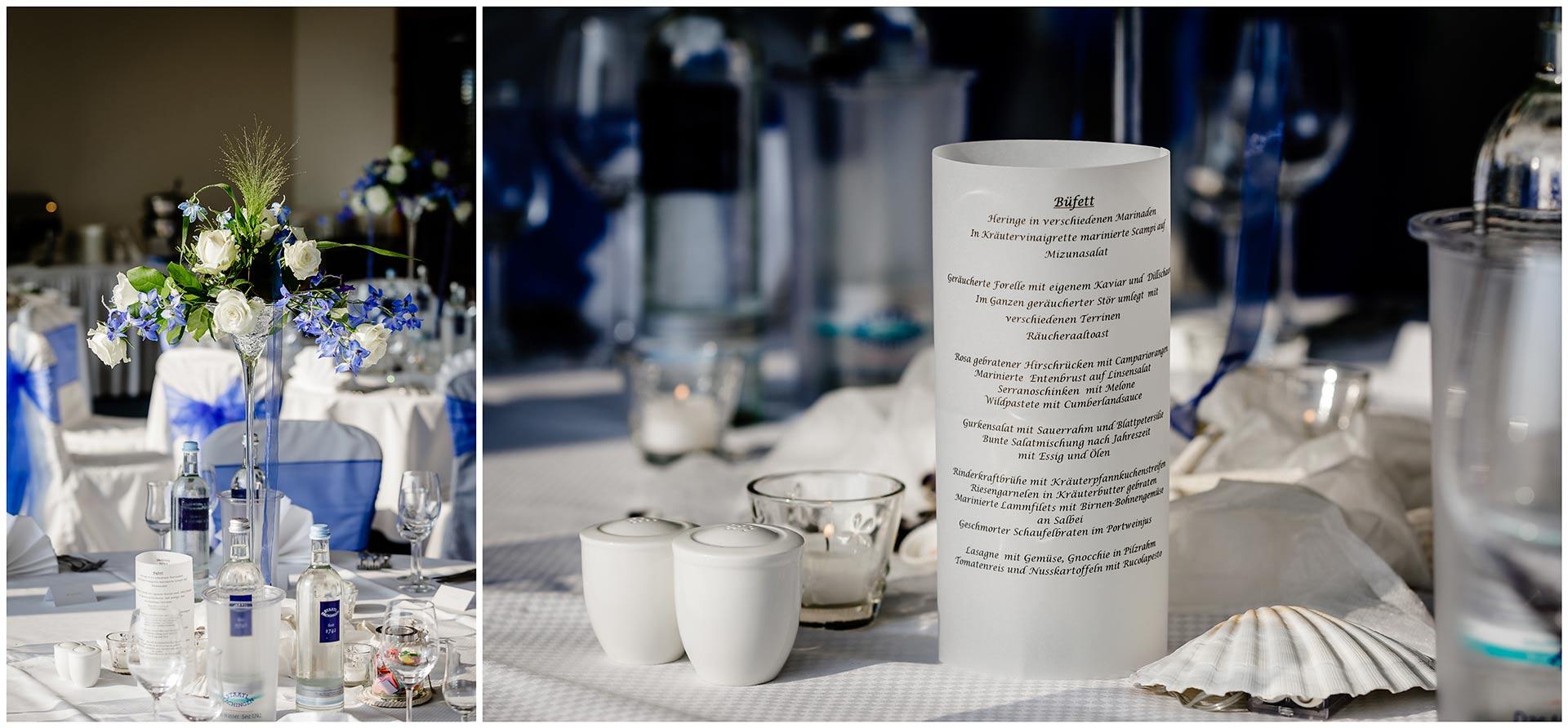 Tischdekoration_Gläser_Blumen-Hochzeitsfotograf-Warnemuende-Hochzeitsfotograf-Rostock-Hochzeitsfotograf-Ostseebad-Warnemuende