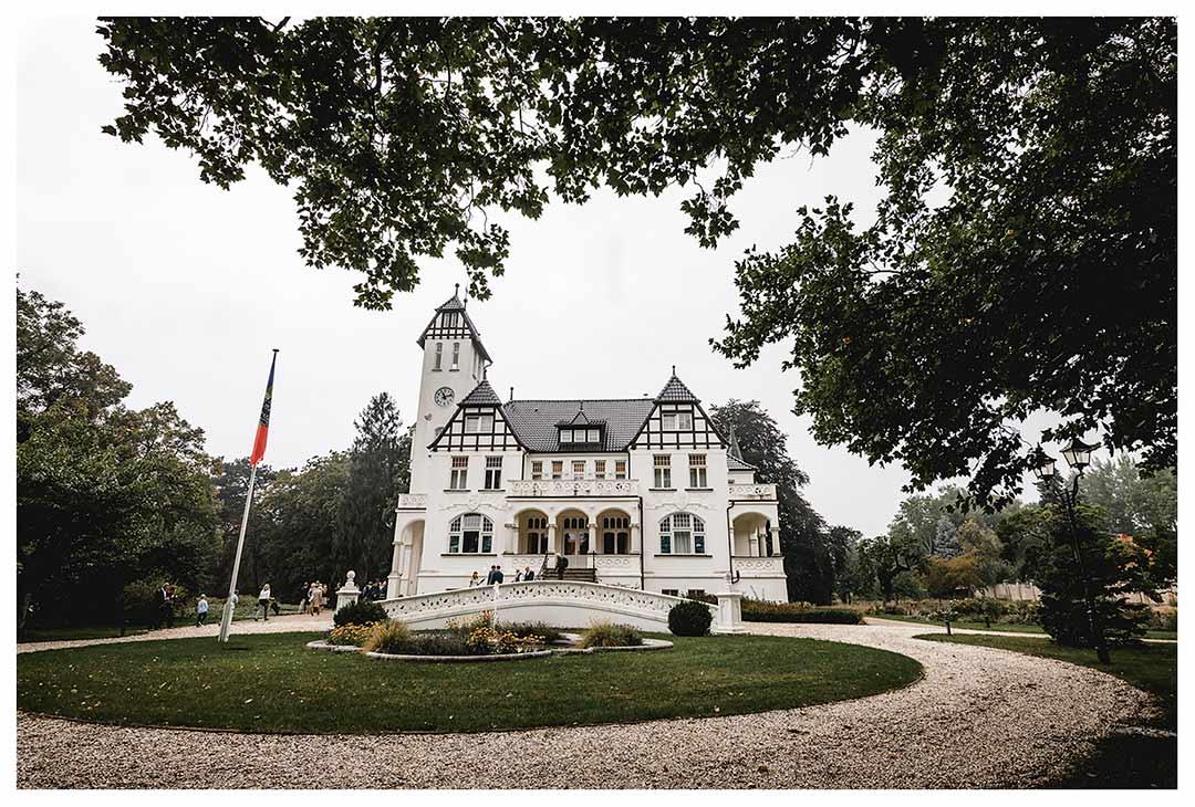 Villa Papendorf - Hochzeitsfotograf Villa Papendorf
