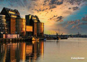 #stayhome - Speicher Rostock - Stadthafen Rostock - Fotograf Rostock